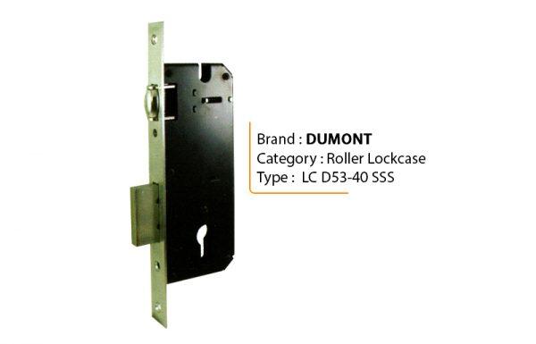 DUMONT LC D53-40 SSS – Roller Lockcase