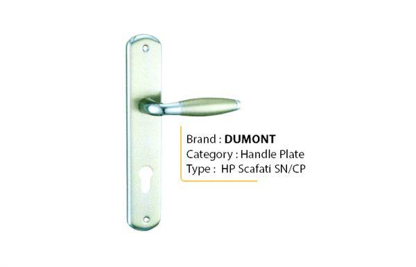 DUMONT SCAFATI SN/CP – Handle Plate