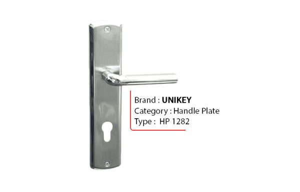 UNIKEY HP 1282 – Handle Plate