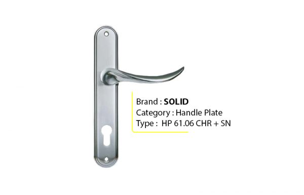 SOLID HP 61.06 – Handle Plate