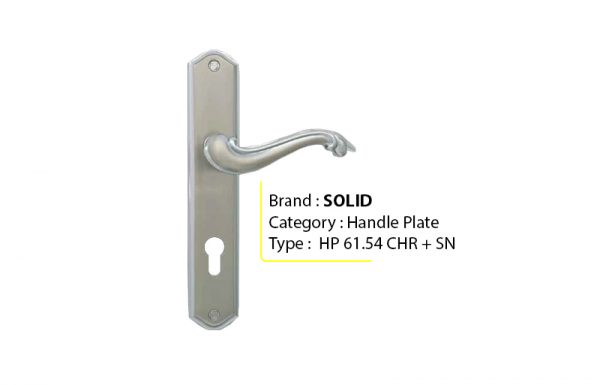 SOLID HP 61.54 – Handle Plate
