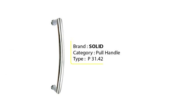 SOLID P 31.42 – Pull Handle
