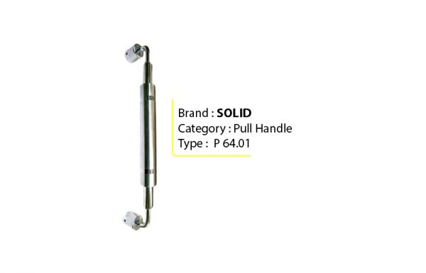 SOLID P 64.01 – Pull Handle