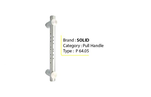 SOLID P 64.05 – Pull Handle