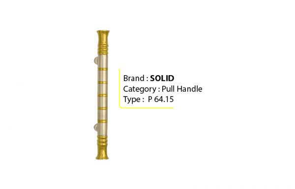 SOLID P 64.15 – Pull Handle