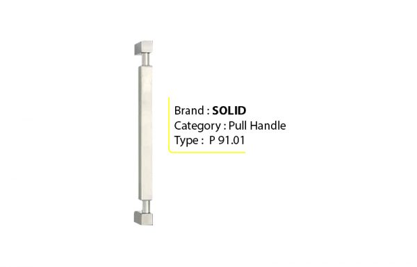 SOLID P 91.01 – Pull Handle