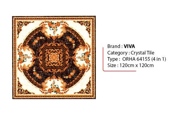 VIVA ORHA 64155 Granit Crystal