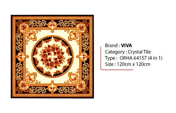 VIVA ORHA 64157 Granit Crystal