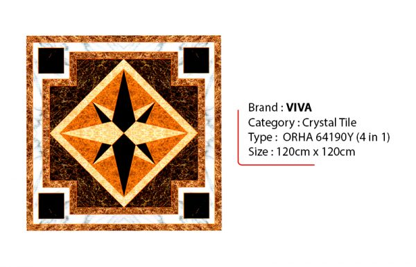 VIVA ORHA 64190Y Granit Crystal
