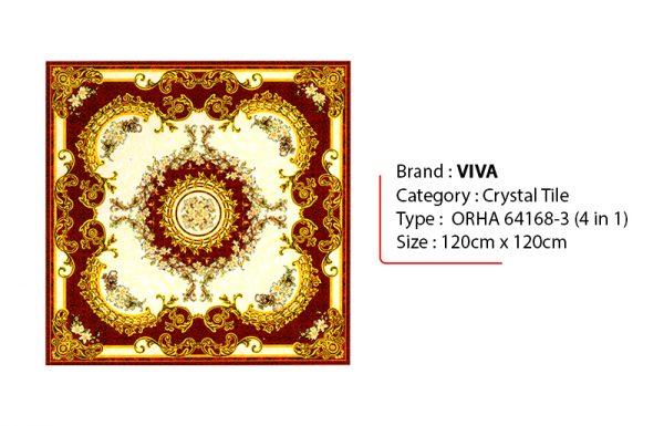 VIVA ORHA 64168-3 Granit Crystal